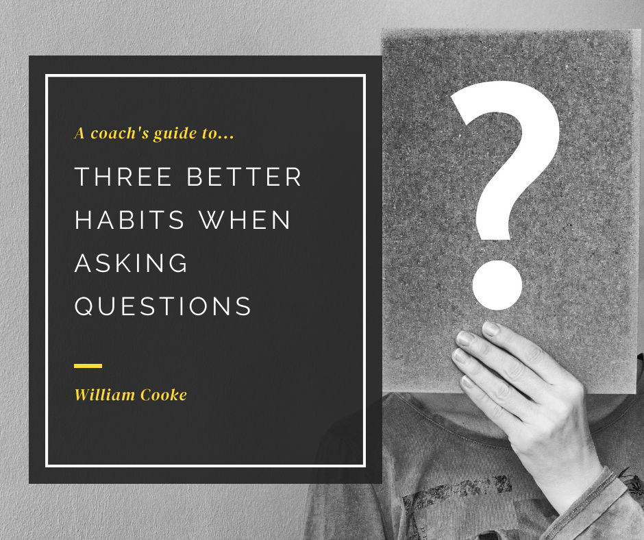 three better habits with a woman covering her face with a book with a question mark